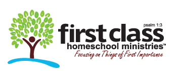 First Class Homeschool Ministries Logo